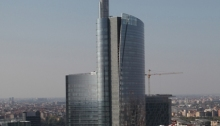 Italy's new tallest building, maybe.