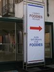 Alba brandishes its foodie credentials