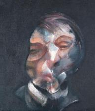 Francis Bacon, self portrait